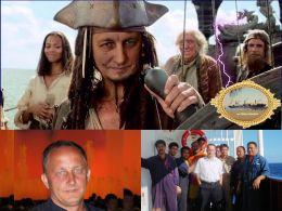 Adam Suski - pirat z Karaibów